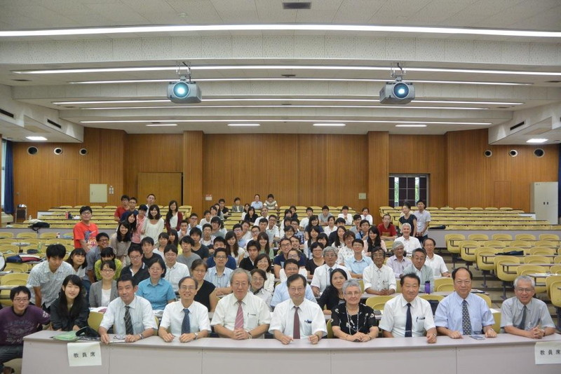 Photo with all participants
