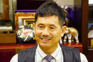 意見を述べるHsu教授